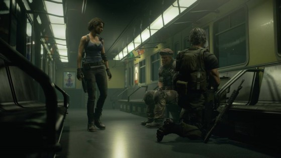 Un productor de Resident Evil 3 Remake sugiere que no toda la información del juego es correcta