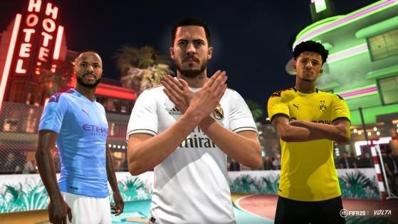 FIFA 20: Novedades de la actualización 10, parche del 22 de enero