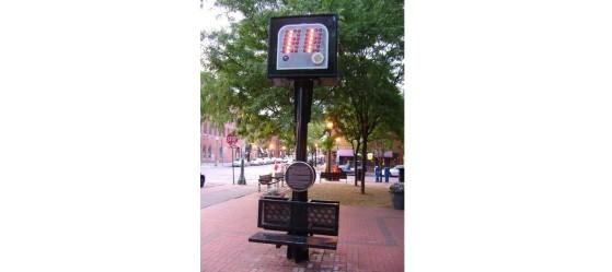 Monumento al reloj de posesión en Syracuse. - League of Legends
