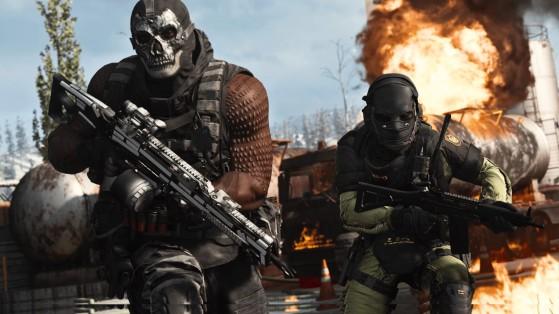 Call of Duty Modern Warfare: Filtrado el tamaño del mapa de Warzone