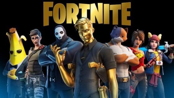 Fortnite: Cómo desbloquear las skins de Oro de los Agentes, temporada 2, Capítulo 2