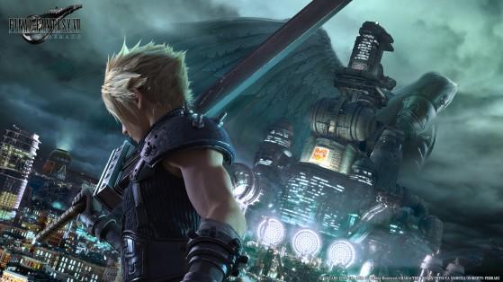 Final Fantasy VII: ¿En qué parte del original termina?