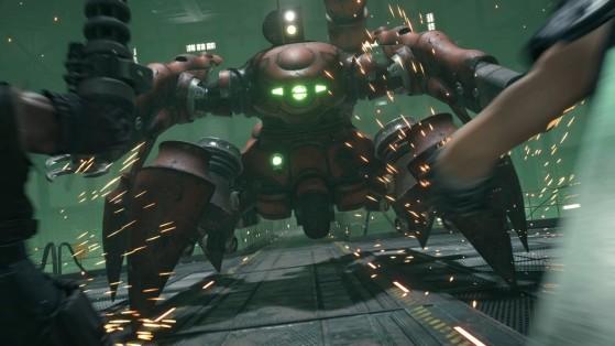 Final Fantasy VII Remake: Cómo derrotar al Escorpión Centinela
