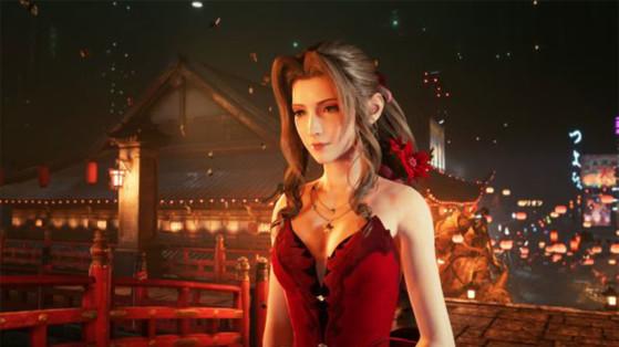 Final Fantasy VII Remake: Cómo cambiar el vestido de Aeris en el Capítulo 9