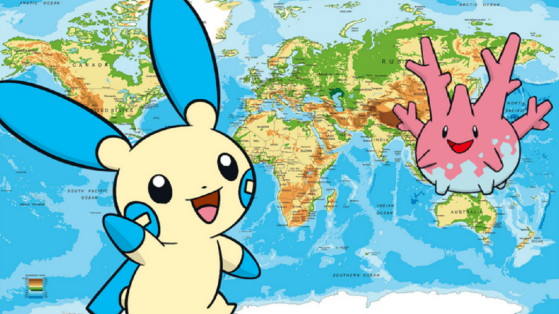 Pokémon GO: Pokémon regionales exclusivos