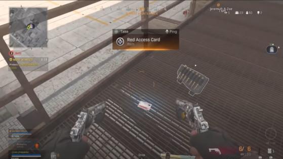 Call of Duty Warzone: Tarjeta de acceso roja, cómo conseguirla, dónde encontrarla, ubicación