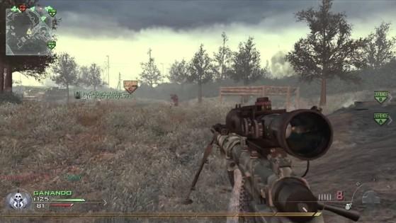 Call of Duty Warzone añadirá un nuevo y poderoso francotirador, ¿Intervención? ¿Barrett .50cal?