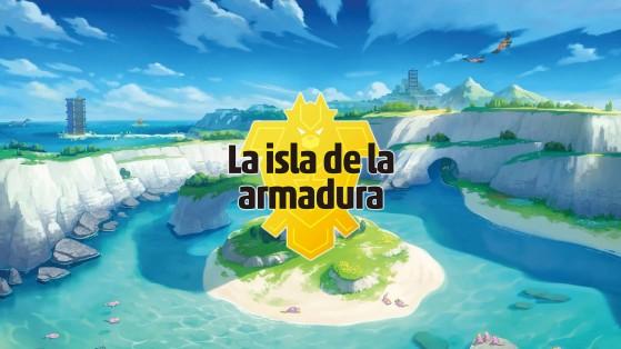 Pokemon Espada y Escudo: Pokedex con todos los pokémon de la Isla de la Armadura
