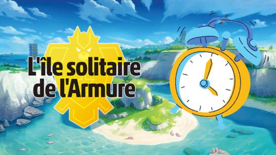 Pokemon Espada y Escudo: hora de lanzamiento del DLC, isla de la Armadura