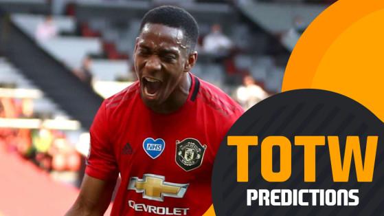 FUT 20: predicción del equipo de la semana, TOTW 39