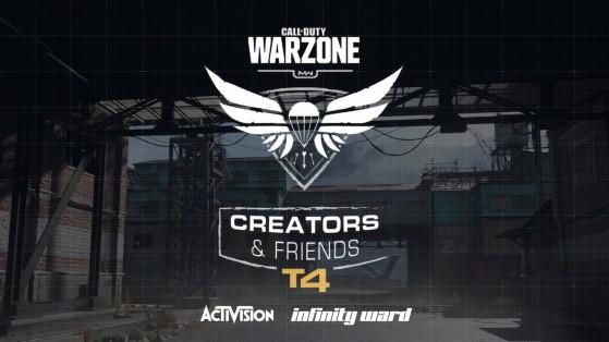 Call of Duty Warzone: Torneo Youtubers, resultados, clasificación, Creators & Friends