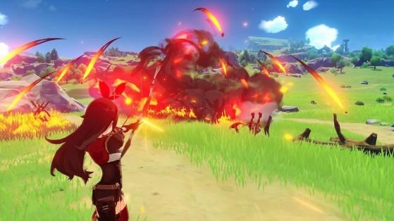 Genshin Impact saca músculo en su nuevo gameplay para PS4 mostrando combates y enemigos alucinantes