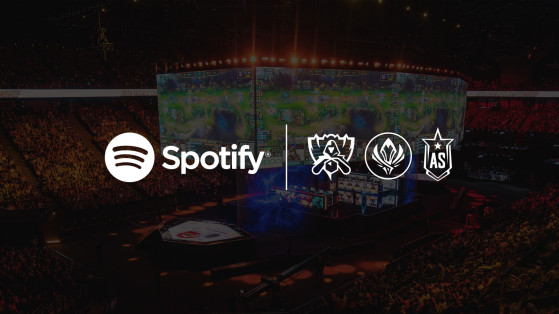 LoL: Riot tendrá sección oficial en Spotify con podcasts, canciones y contenido exclusivo