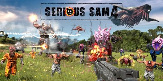 Análisis de Serious Sam 4 para PC y Stadia - Otro día más de Apocalipsis
