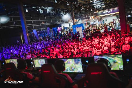 DreamHack Valencia anuncia sus fechas y eventos de una atípica edición online