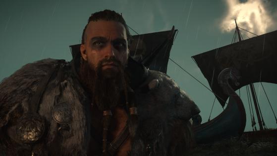 Eivor, tras pasar por peluquería y el estudio de tatuaje - Assassin's Creed Valhalla