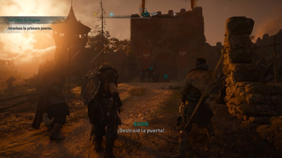 Las asedios son los momentos más intensos del juego - Assassin's Creed Valhalla