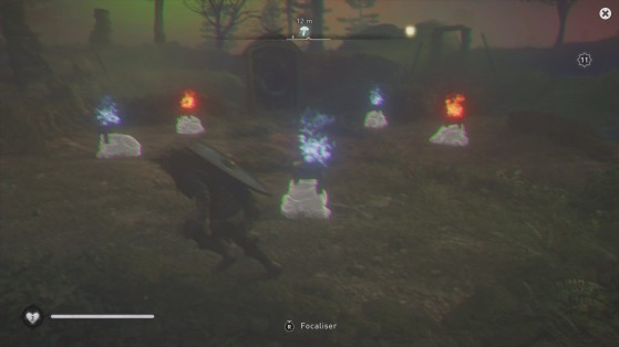 Solución de antorcha - Assassin's Creed Valhalla