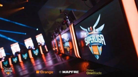Superliga Orange LoL Verano 2019
