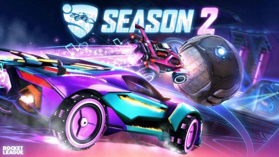 Rocket League Temporada 2: Fecha, Himnos, Rocket Pass y todas las novedades neón de su nueva etapa
