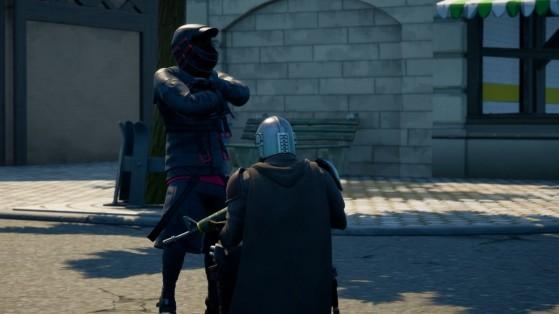 Fortnite: Completa contratos, desafío de El Mandaloriano, Temporada 5