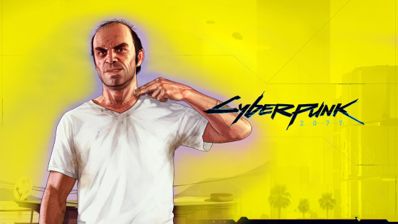 Cyberpunk 2077 vs GTA V: La comparativa definitiva que sonroja a CDP, y que Rockstar es insuperable