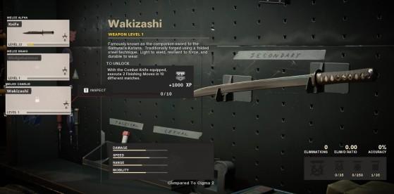 Warzone Cold War: Cómo desbloquear la Wakizashi, la katana para degollar a tus enemigos en Verdansk