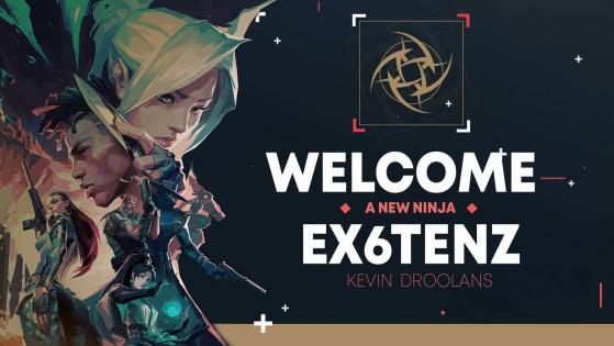 VALORANT: NiP confirma su regreso y ficha a Ex6TenZ, una leyenda francófona de Counter-Strike