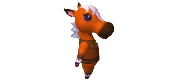 Epona - Animal Crossing: New Horizons