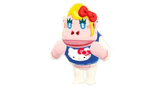 Rilla - Animal Crossing: New Horizons
