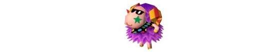 Esquilo - Animal Crossing: New Horizons