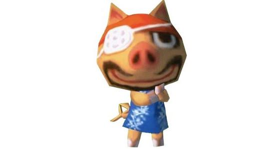 Jamoncio - Animal Crossing: New Horizons