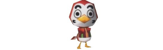 Shoukichi - Animal Crossing: New Horizons