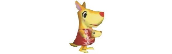 Koharu - Animal Crossing: New Horizons