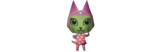 Meow - Animal Crossing: New Horizons