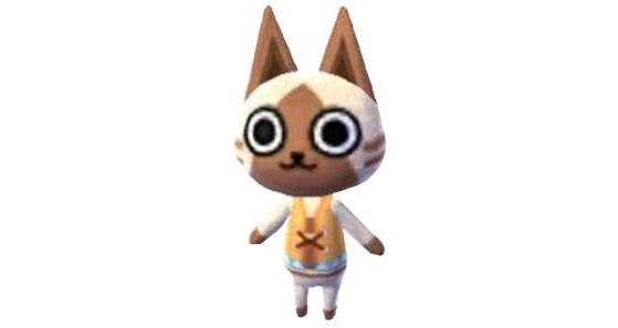 Felyne - Animal Crossing: New Horizons