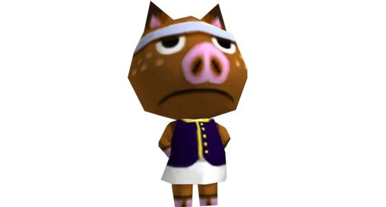 Marcial - Animal Crossing: New Horizons