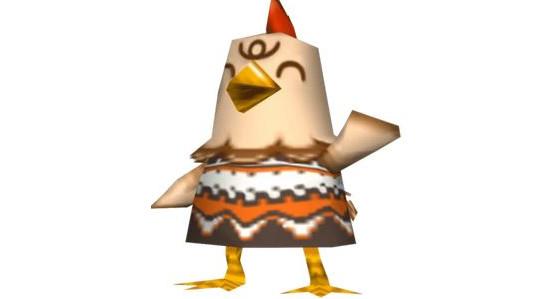 Clueca - Animal Crossing: New Horizons
