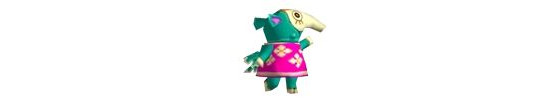 Naricia - Animal Crossing: New Horizons