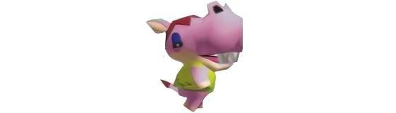 Clara - Animal Crossing: New Horizons