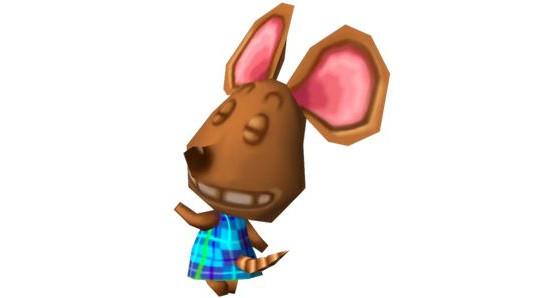 Chico - Animal Crossing: New Horizons