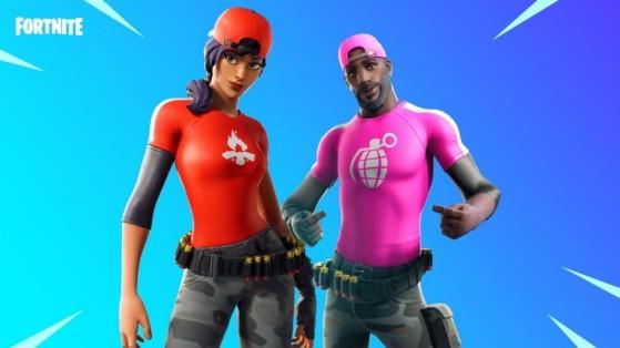 Fortnite: La Brigada de Estandartes está disponible en la tienda del 11 de enero de 2021