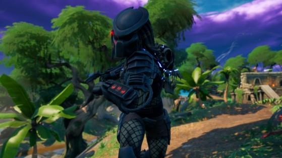 Fortnite: dónde encontrar al jefe Depredador y cómo vencerlo, desafío de la temporada 5