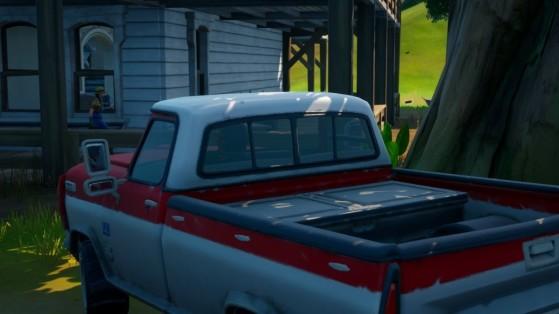 Fortnite: Entrega un camión en la granja de Girasol, desafío Semana 8