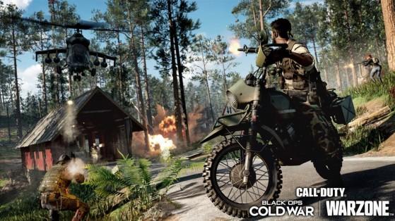 Call of Duty Warzone: Cómo completar la misión Influencia exterior, todas las ubicaciones, guía