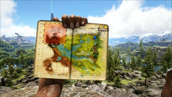 El mapa de Arkadia - Millenium