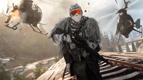 Warzone: A un jugador se le nerfea un arma en directo y se pone a disparar balas de plástico