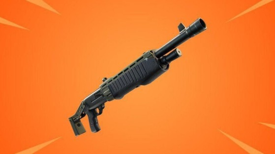 Fortnite: La escopeta SPAS, una de las armas más queridas que los profesionales idolatran