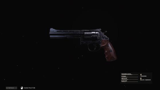 Black Ops Cold War: La mejor clase de la Magnum, la pistola más clásica del juego