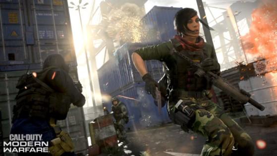 Modern Warfare: La bomba nuclear loca de Shipment que te recordará por qué es mejor que Cold War